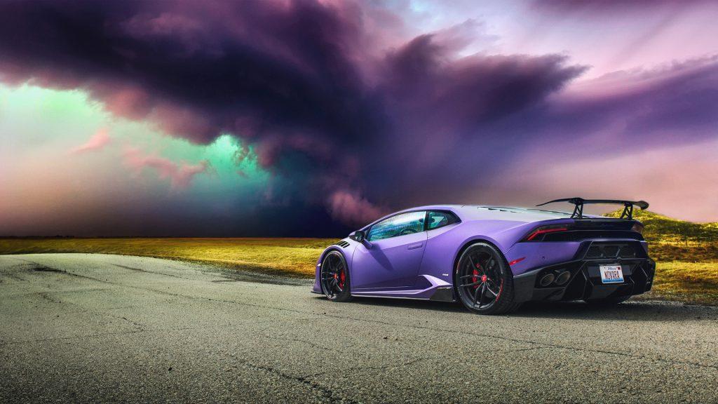 Lamborghini Huracan Hd Wallpaper Fondos De Pantalla